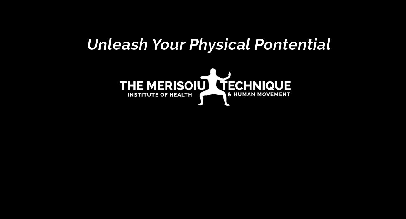 The Merisoiu Technique - It's Not Just Fitness