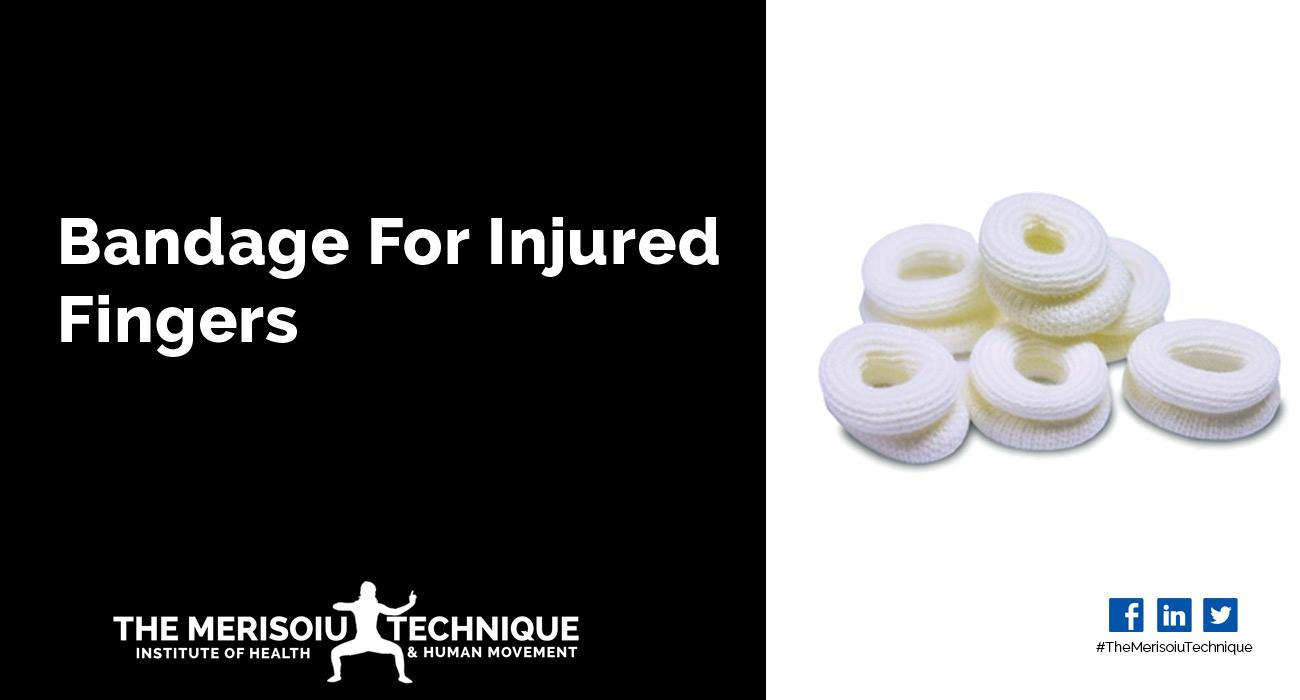 Bandage for finger injuries