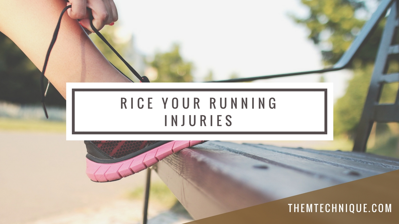 RICE-Your-Running-Injuries