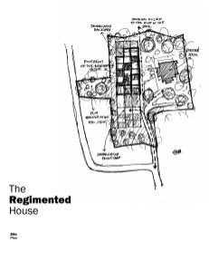 The Regimented House_B_Drawings 01