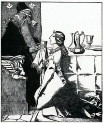 Merlino e Viviana - Arthur-Pyle 1903