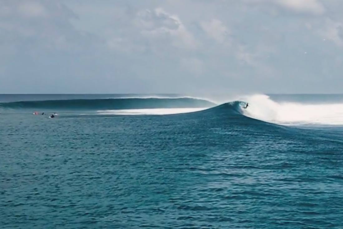 Sally Fitzgibbons Maldives 2017