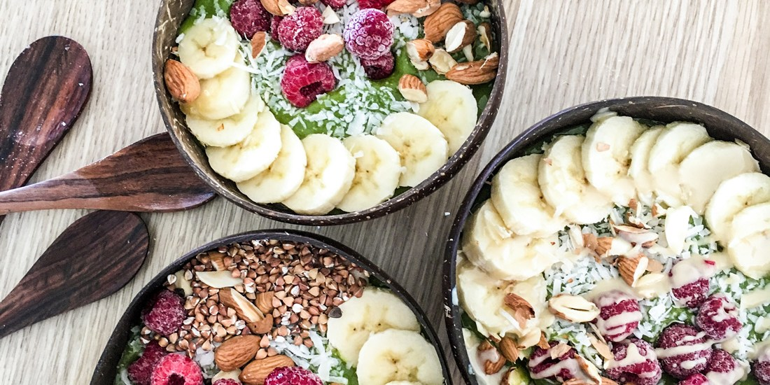 Tarnea O'meara Green Smoothie Bowl Recipe