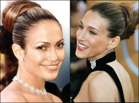 J-Lo and Sarah Jessica Parker
