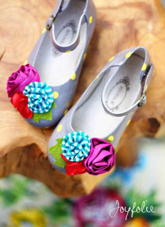 Molly shoes, from returntoeden.co.nz