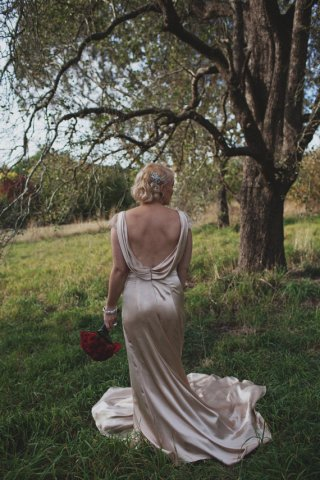 Wedding dress - US$470, by sacreddaisy on etsy.com