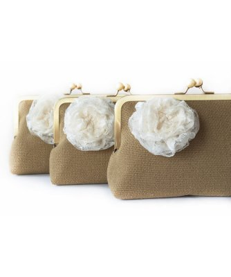 Clutch purses, by loliscreations on etsy.com