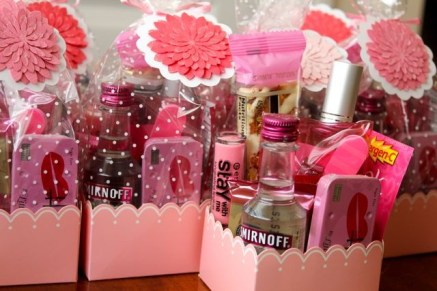 Day-of-the-wedding kits for bridesmaids