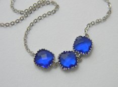 Necklace, by DanaCastle on etsy.com