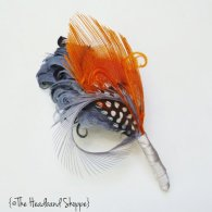 Boutonniere, by TheHeadbandShoppe on etsy.com