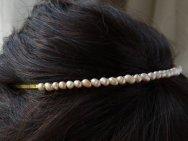 Headband, by PearlsByTabs on etsy.com
