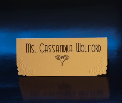 Placecards, by emaliasfancy on etsy.com