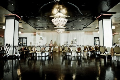 Reception venue inspiration