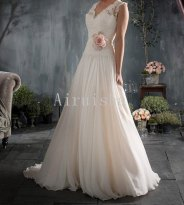 Wedding dress, by Airuishaweddingdress on etsy.com