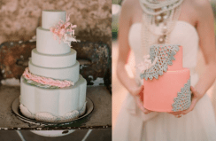 Wedding cake ideas {via onewed.com}