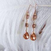 Earrings, by strut on etsy.com