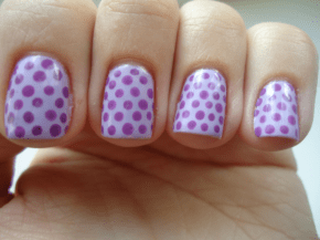 Have a little fun with your nail polish {via polisheduk.blogspot.com}
