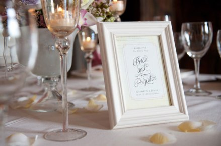 Table setting idea {via loveluxeblog.com}