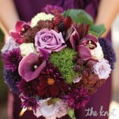 Bouquet inspiration {via theknot.com}