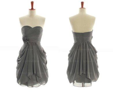 Bridesmaid dress, by sposadress on etsy.com