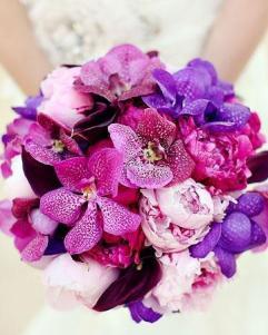 Bouquet inspiration {via weddbook.com}