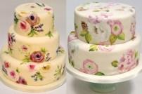 Wedding cake inspiration {via elizabethannedesigns.com}