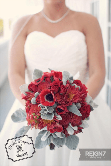 Bouquet idea {via aisleready.com}