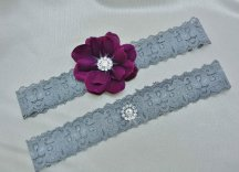 Garters, by DESIGNERSHINDIGS on etsy.com