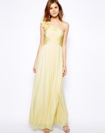 Coast goddess maxi dress - asos.com