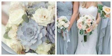 Dusty blue wedding inspiration {via tahoeweddingsites.com}