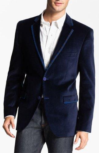 Men's navy blazer - www.etsy.com/shop/Prideofrajasthan