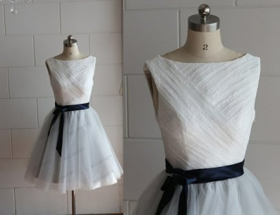 Reception dress - www.etsy.com/shop/misdress