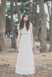 Wedding dress - www.etsy.com/shop/ZeeandElle