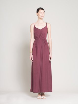 Marsala bridesmaid dress - www.etsy.com/shop/Lennyfashion