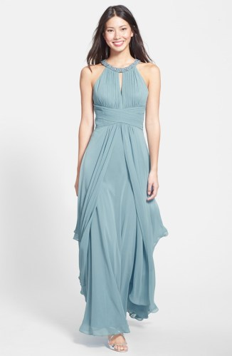 Eliza J bridesmaid dress - nordstrom.com