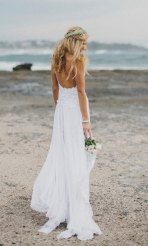 Bohemian wedding dress - www.etsy.com/shop/Graceloveslace
