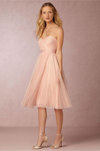 Light pink 'Maia' dress - bhldn.com