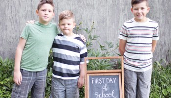 First Day of School :: 2015 Edition - The Merrythought