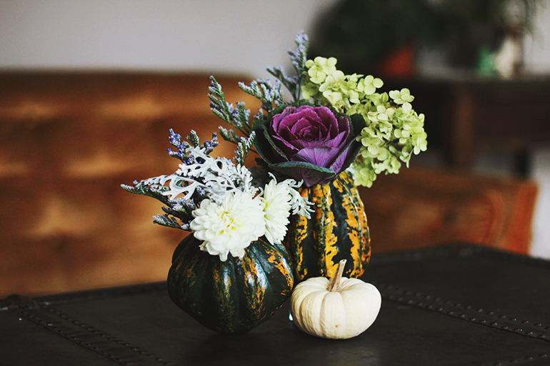 DIY Gourd Vases | The Merrythought