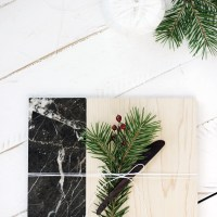 DIY Marble Cutting Board