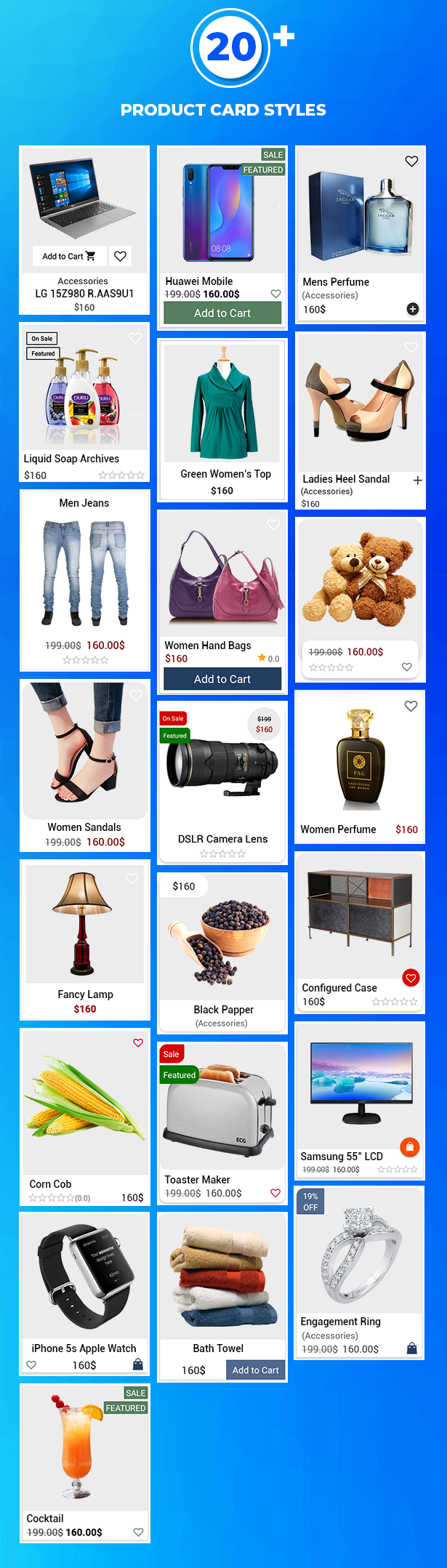 Ionic React Woocommerce - Universal Full Mobile App Solution for iOS & Android / WordPress Plugins - 12