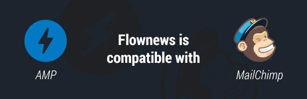 Flow News - Magazine and Blog WordPress Theme - 9