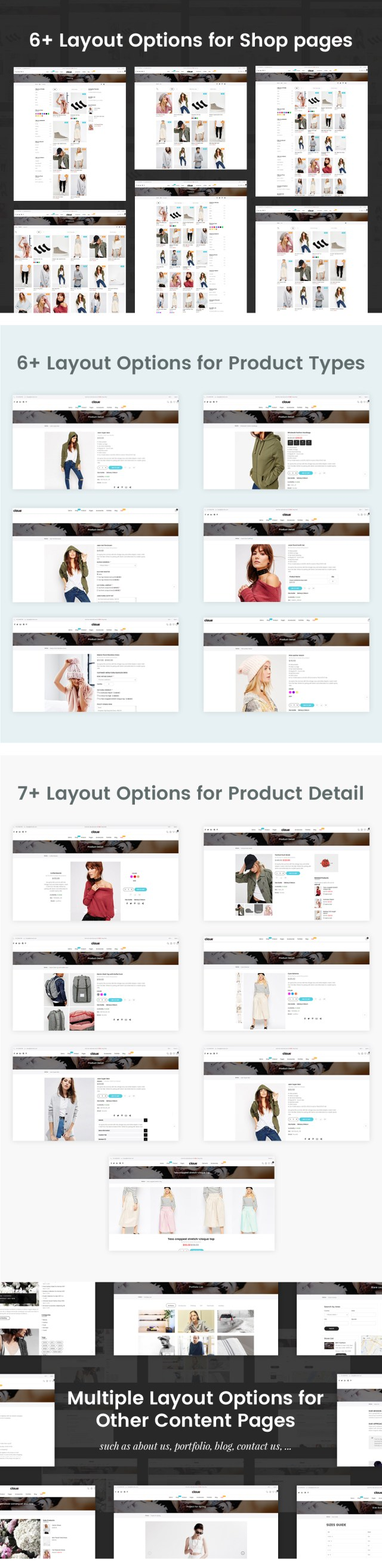 Claue - Clean, Minimal Magento 2 and 1 Theme - 26