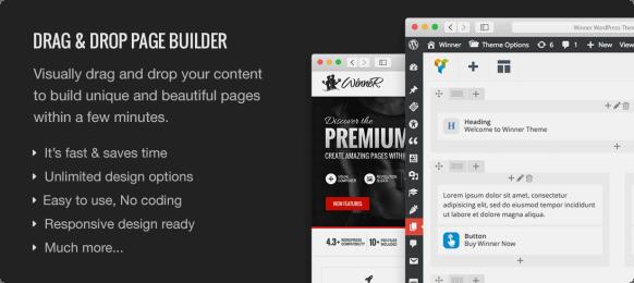 Winner Page Builder
