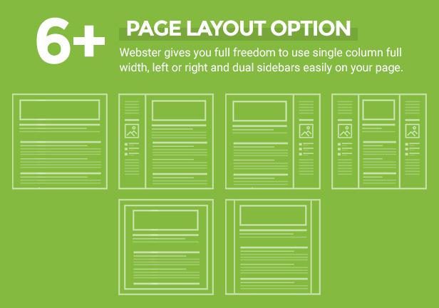 Webster - Responsive Multi-purpose HTML5 Template - 16