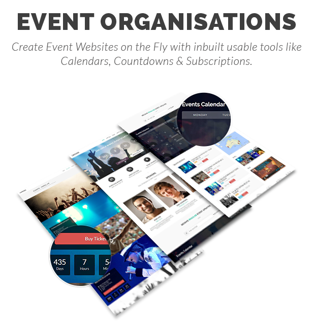 Event Layouts