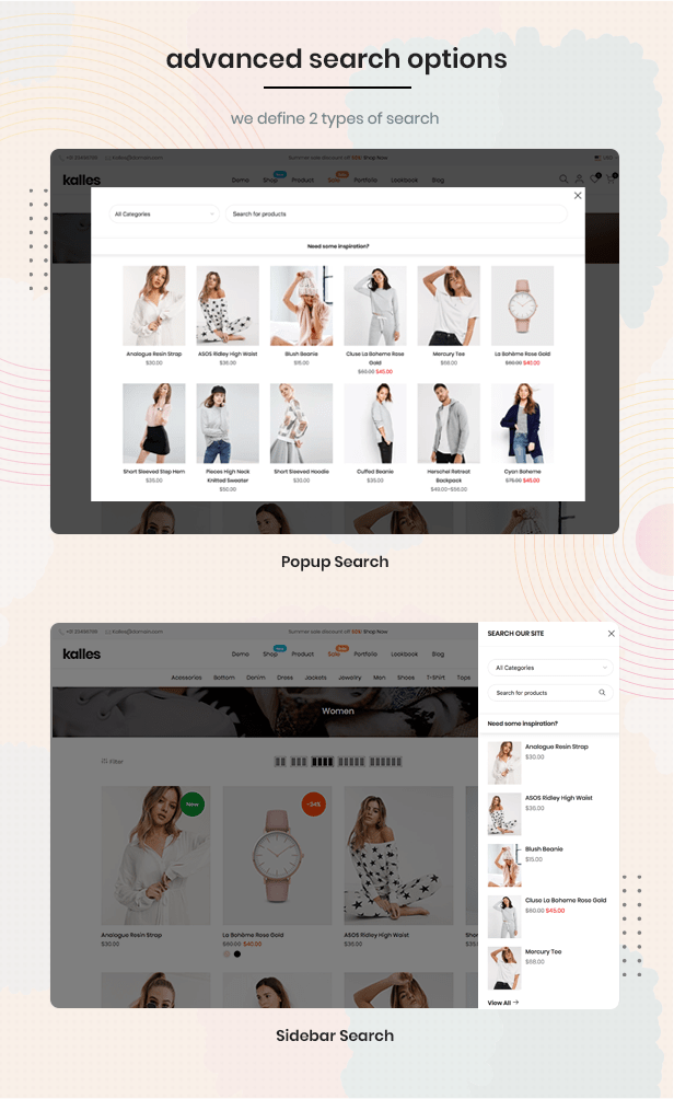Kalles - Clean, Versatile, Responsive Shopify Theme - RTL support - 24