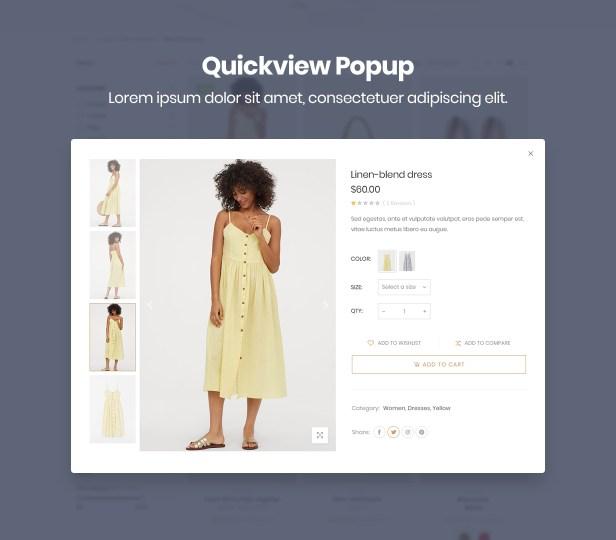 Molla - Multipurpose Responsive Shopify Theme - 9
