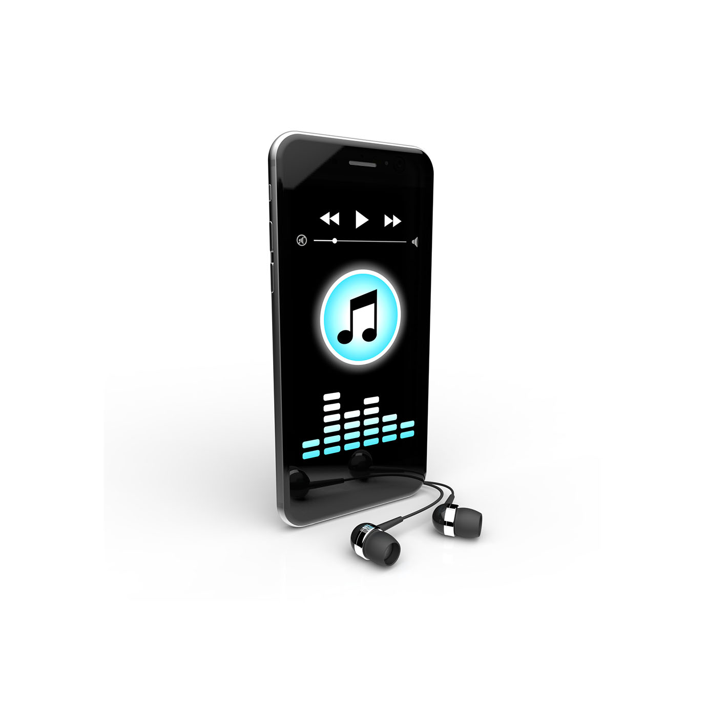 Touchscreen Mp3 Player Storefront