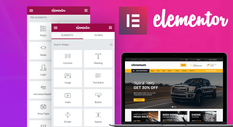 Elementor Page Builder plugin review • Themes Zone